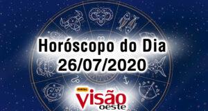 horoscopo do dia 26 07 de hoje
