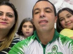 """""""Estou em casa depois de um grande susto"""", diz prefeito de Osasco"""