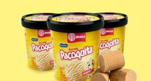 sorvete paçoquita