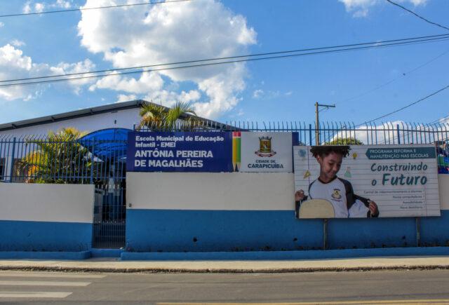 Escola municipal Carapicuíba