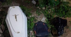 feto encontrado em Carapicuíba