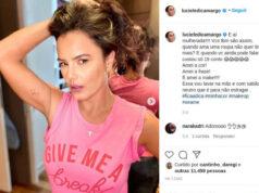 luciele di camargo blusinha instagram