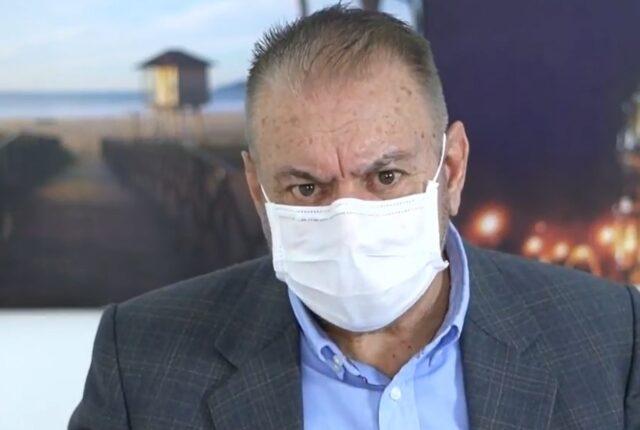 prefeito ozonio anus