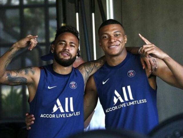 psg neymar final champions