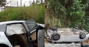 acidente cotia Estrada da Roselândia