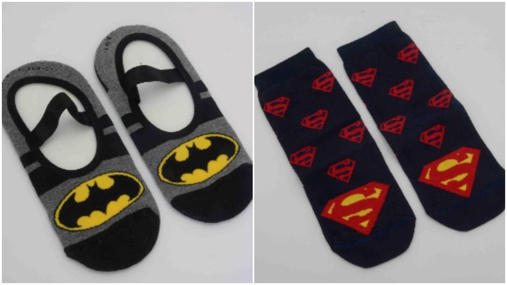 Batman e do Super Homem para os maiores (R$ 21,50)