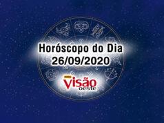 horoscopo do dia 26 09 de hoje