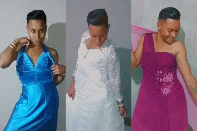 lucas modelo vestidos cotia
