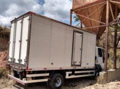 roubo caminhão osasco