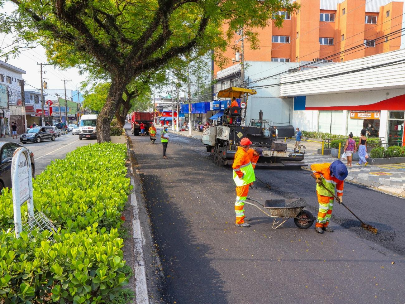 asfalto novo osasco rochdale