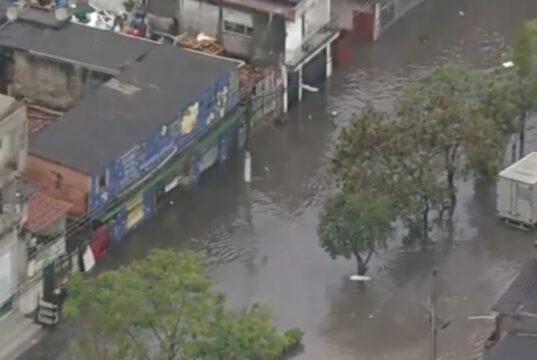chuva Osasco