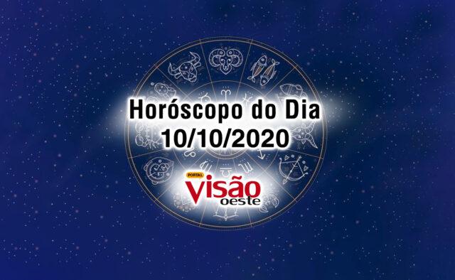 horoscopo do dia 10 10 de hoje