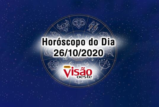 horoscopo do dia 26 10 de hoje