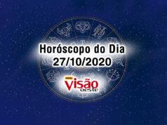 horoscopo do dia 27 10 de hoje